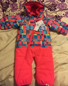 New With Tags Roxy 6 Month Snowsuit