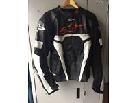 Alpinestar leather jacket