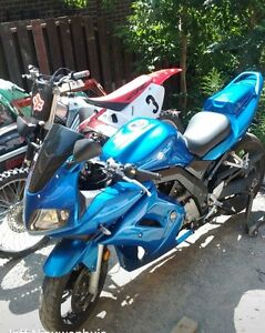 2006 SV650 FOR SALE OR TRADE