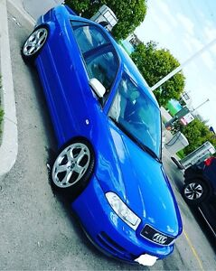 Rare 2001 Nogaro Blue S4 Super Low Km