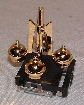Rotary Rotating Anniversary Clock Pendulum Drive Movement NEW Battery Powered
