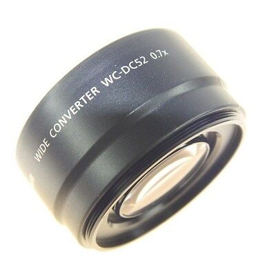 CANON WIDE CONVERTER WC-DC52 NEW MADE BY CANON GENUINE