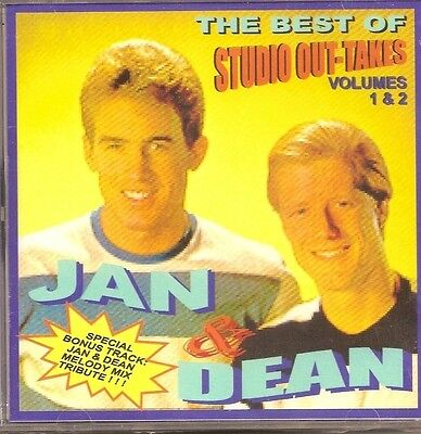 Jan and Dean - Best Of Studio Out-Takes Vol. 1 & 2 / Splendor Of Bohemia