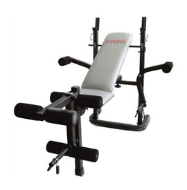 York Fitness 3 Position Bench with Fly