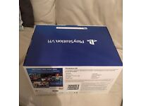 Sony psvr Headset only fully boxed new with demo