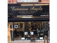 Bromley Lash room & nail desk & stylist chair to rent in high street salon
