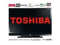 32 inch Toshiba Regza HD LCD tv