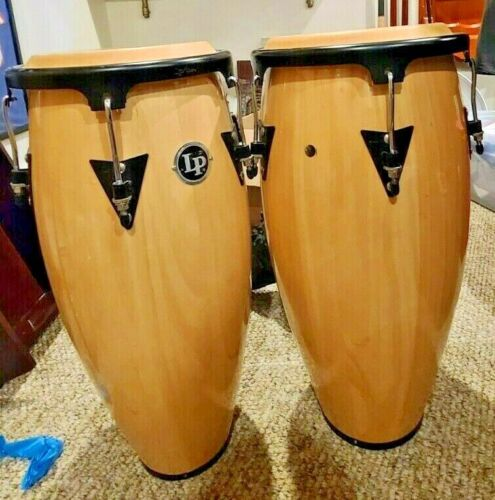 LP Aspire Congas 2-pc set.