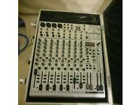 Behringer eurorack UB1622fx mixing desk