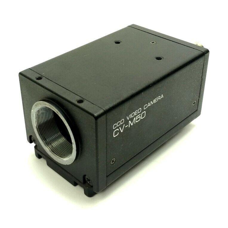 "JAI CV-M50 Machine Vision Camera, 1/2"" CCD, 758 x 486 Pixels, 25FPS, 12VDC"
