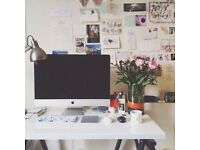 Perfect condition iMac 27/ 3.2QC/2X4gb/1TB/GT755M 2014 Oct