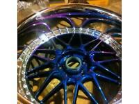 1L Chameleon Blue to Purple, Flip Paint, Chameleon, Basecoat