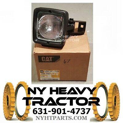234-7727 2347727 Rear Flood Lamp Genuine Oem Caterpillar Cat 226b 247b 257b