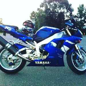 99 Yamaha R1 great condition trade for quad