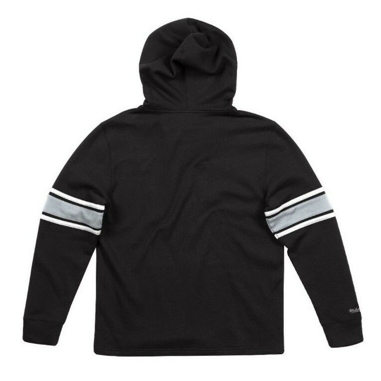 NEW San Antonio Spurs Mitchell   Ness NBA Hockey Fleece Hoodie.    EXCLUSIVELY Designed By Mitchell   Ness aab46e75c