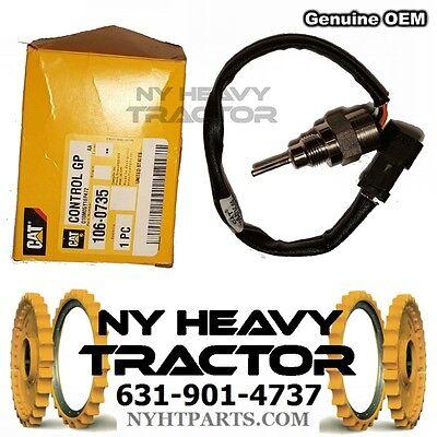 One 106-0735 Genuine Oem Cat Control Gp Caterpillar 1060735 Sensor Temperature