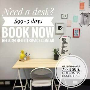 Co-Working Space Bondi Junction - 5 days for $99 (Autumn Special) Bondi Junction Eastern Suburbs Preview
