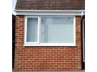 UPVC Double Glazed Window