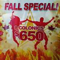 Colonic fall special