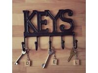 Scrabble Tile Keyrings