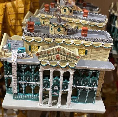 2020 Disneyland Exclusive Haunted Mansion Holidays NBC Attraction Ornament