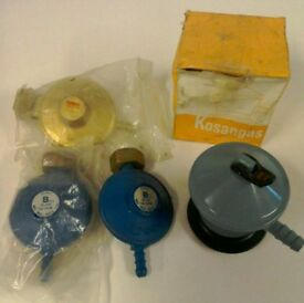 New gas regulators
