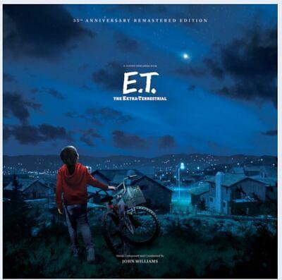 ET The Extra Terrestrial - 2 x LP Expanded Score - John Williams