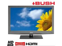 Bush 40 inch Full HD 1080p LCD TV, Freeview built in, 2 x HDMI not 37, 39, 42, 43