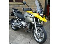 1200gs swap for tiger 800, f700gs , f800gs