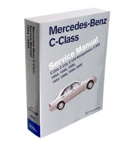 mercedes w202 c class c220 c230 c280 service repair manual bentley. Black Bedroom Furniture Sets. Home Design Ideas