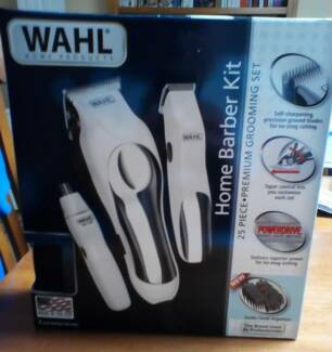 Wahl - Home Barber Kit - 25 piece grooming set