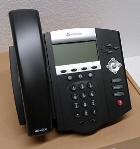 Polycom IP SoundPoint HD Phones 4 Sell