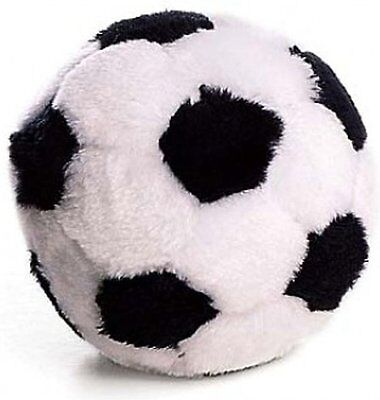 Spot Ethical  Plush Soccer Ball Dog Toy, 4.5-inchr  (Plush Soccer Ball)