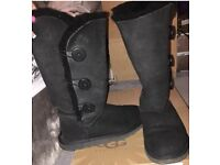 Real sheepskin UUG boots uk 6,5