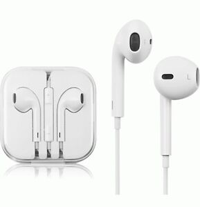 Apple EarPods  Headphone , iphone 4 4s 5 5s 6 6s , ipad,iPod