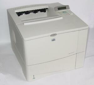 HP LASERJET 4100N C8050A PRINTER REMANUFACTURED REFURBISHED 120 DAY WARRANTY