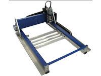 CNC milling cutter Step-Four Precise 760