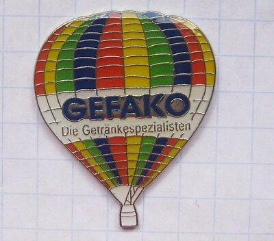 GEFAKO / GETRÄNKE .......................... Ballon-Pin (129e)