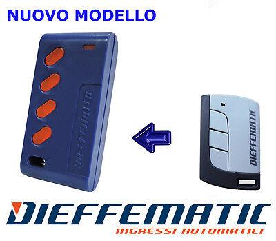 Miglior prezzo TELECOMANDO RADIOCOMANDO TRASMETTITORE DIEFFEMATIC 433,92 MHZ 4 CANALI TERRA C4