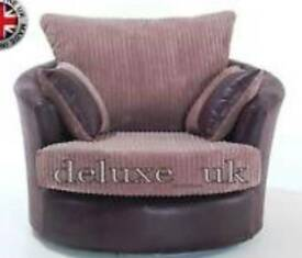 Cuddle chair similar to pic .has a few marks but cover comes off to put in wash