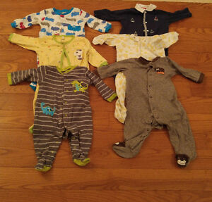 Baby Boy Clothes, 6 to 9 Months