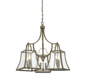 6-Light Chandelier - BRAND NEW*