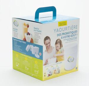 Yaourtière - yogurt maker