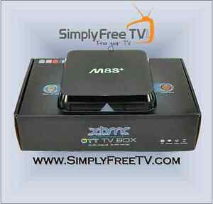 ✱M8S+ Android TV box by SimplyFreeTV✱FREE Movies&TV Shows