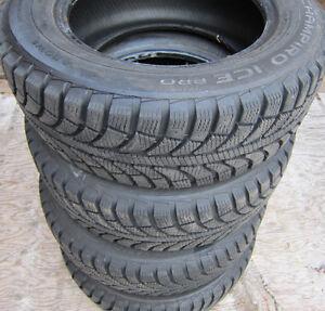 185 / 65 R14 --> 4 WINTER Tires - GT Radial -Champiro Ice Pro