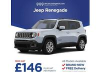 Brand New Jeep Renegade on a Lease Contract