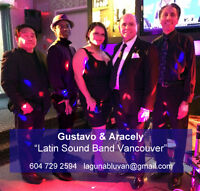 Best Live Latin Music Band    Fall - Winter  booking now.
