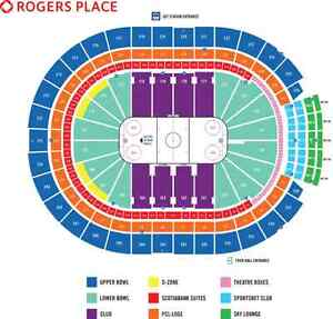 Oilers vs Wild - December 4th (2,4, or 6 TICKETS) $70/ticket
