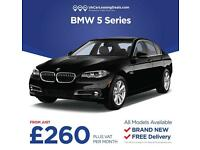 Brand New BMW 5 Series - All Models Available