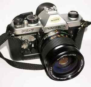 Mint condition Yashica fx-7